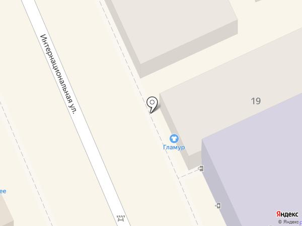 Клавдия на карте Ессентуков