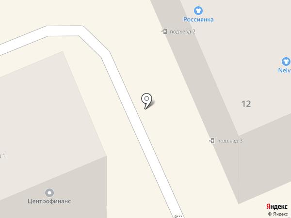 Городской на карте Ессентуков