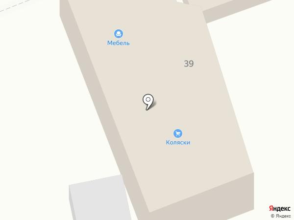 Двери на карте Ессентуков