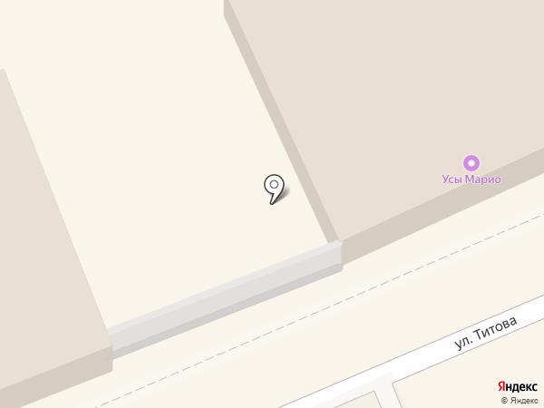 Je t`amie на карте Ессентуков
