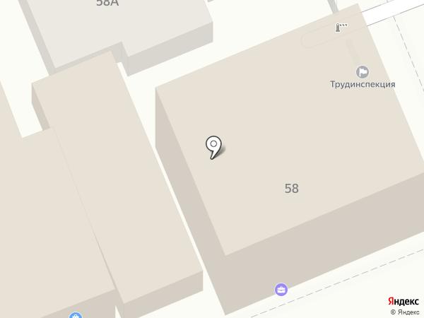 Адвокатский кабинет Суюшова В.Н. на карте Ессентуков