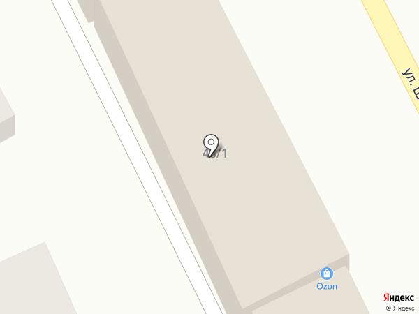 Ветеринарная клиника на карте Ессентукской