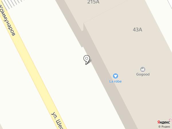 Статус на карте Ессентукской