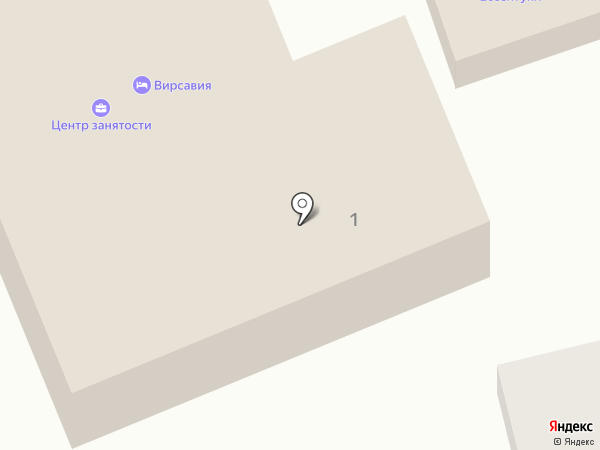 Вирсавия на карте Ессентуков