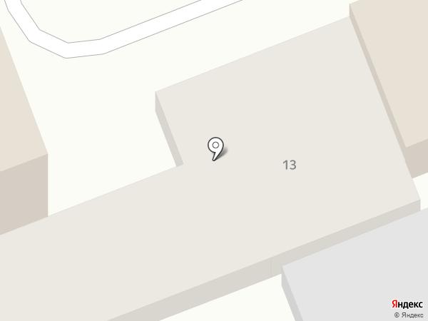 Малыш на карте Ессентуков