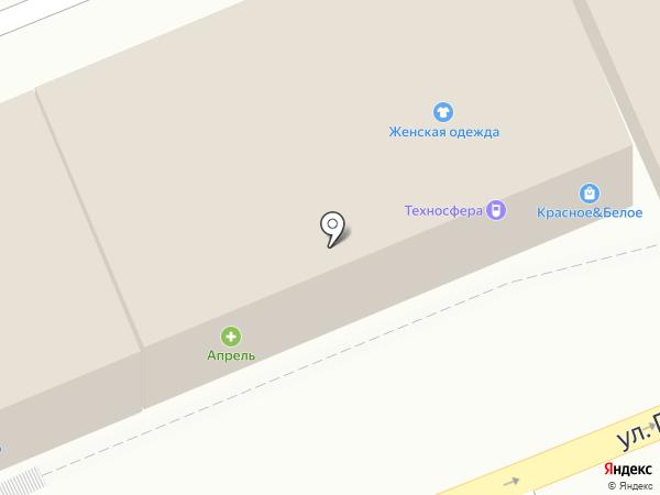 Ассорти-Экспресс на карте Ессентуков