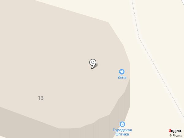 Эдита на карте Ессентуков