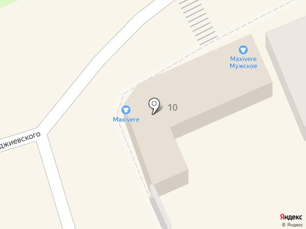 Ассорти на карте Ессентуков