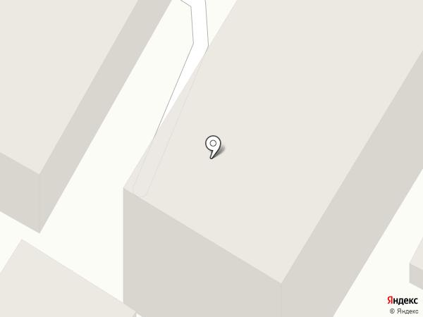 КомплексМаркет на карте Ессентукской