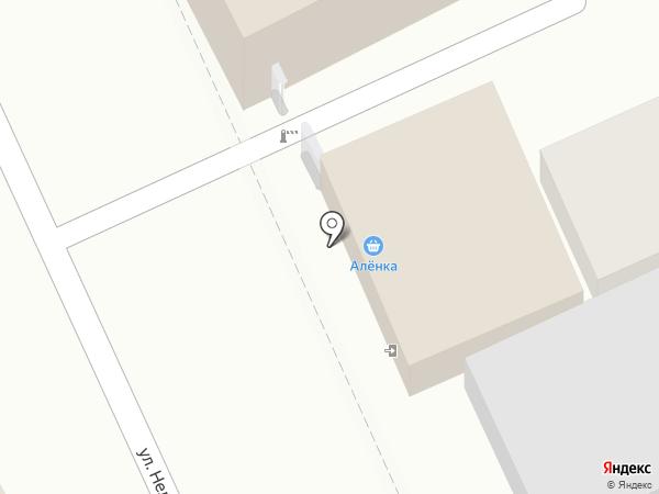 Аленка на карте Ессентуков