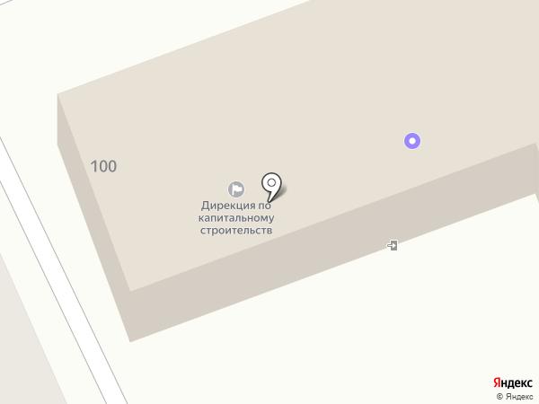 Мои документы на карте Ессентукской