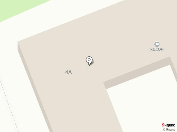 Комплексный центр социального обслуживания населения, ГБУ на карте Ессентукской