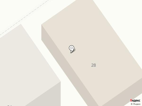 Юность на карте Ессентуков