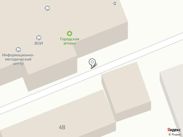 Винсадский молочный завод на карте Ессентукской