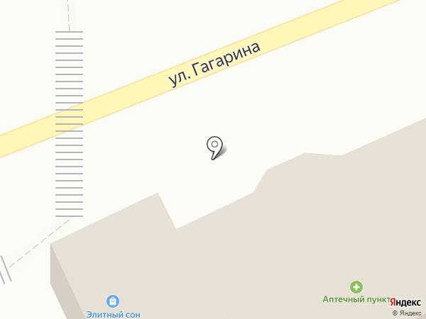 В гостях у Евы на карте Ессентукской