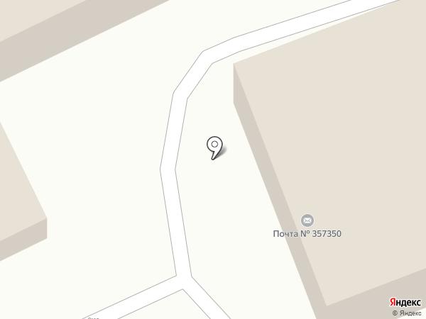Банкомат, Почта Банк, ПАО на карте Ессентукской