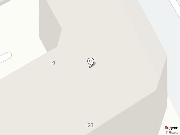 Келас на карте Ессентуков