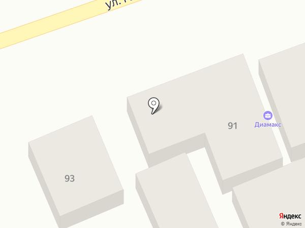 Нотариус Серик В.В. на карте Ессентукской