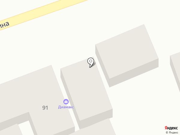 Магазин электрики на карте Ессентукской