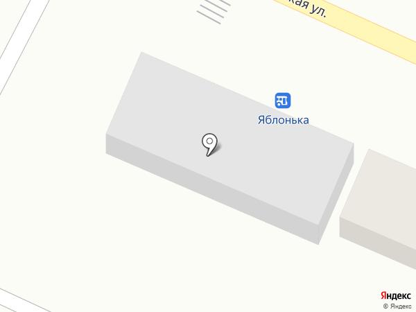 Альбатрос на карте Ессентукской