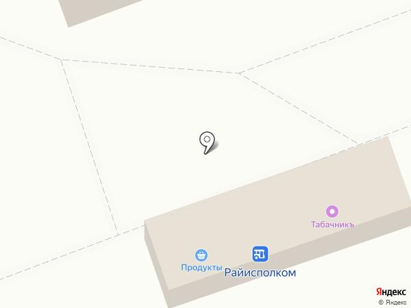 Продукты на карте Ессентукской