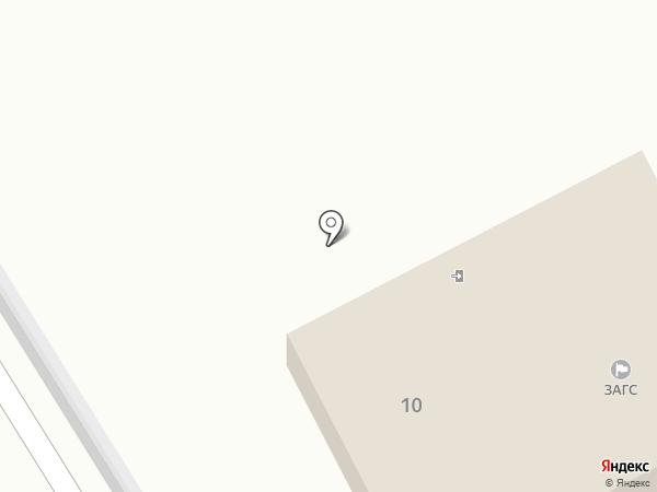 ЗАГС Предгорного района на карте Ессентукской