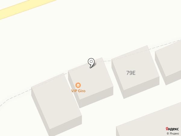Цветочный магазин на ул. Гагарина на карте Ессентукской
