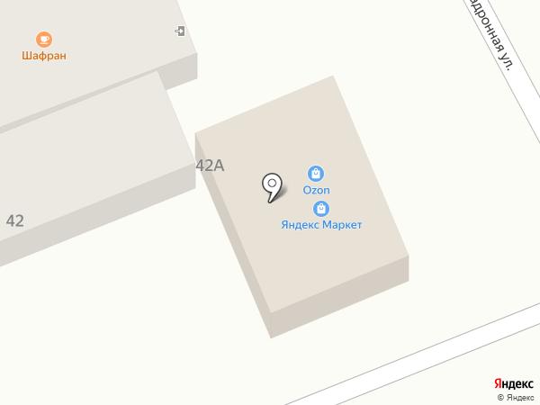 Босфор на карте Ессентукской