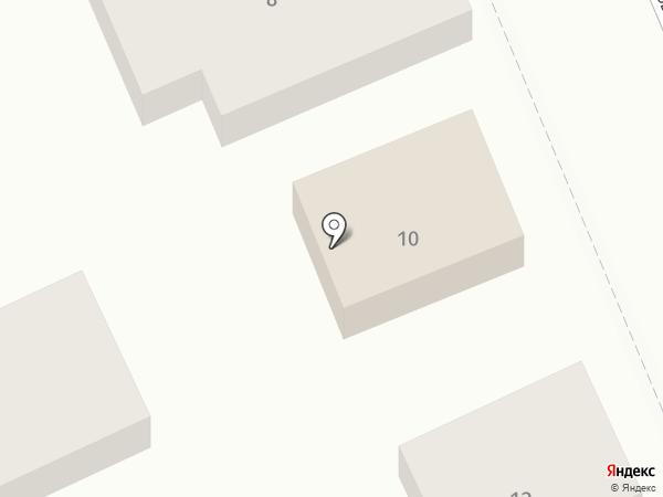 Шиномонтажная мастерская на карте Ессентуков
