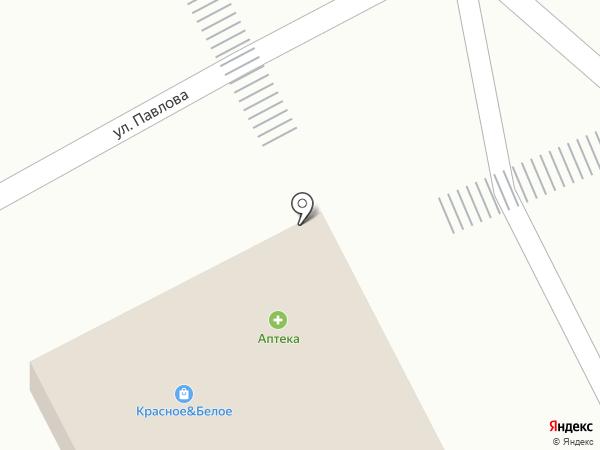 Аптечный пункт на карте Ессентукской