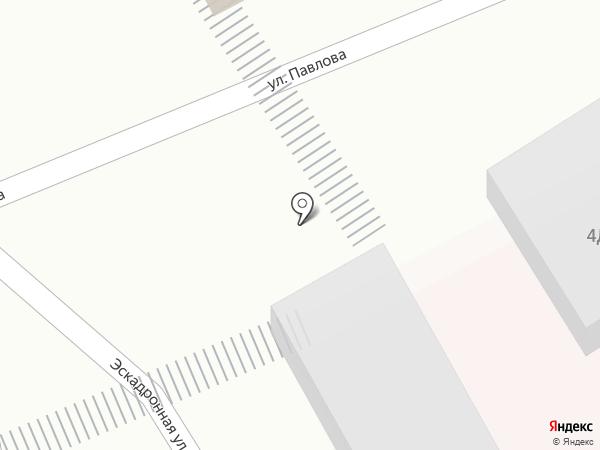 Машук на карте Ессентукской