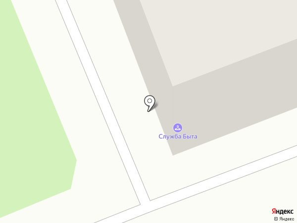 Служба быта на карте Ессентуков