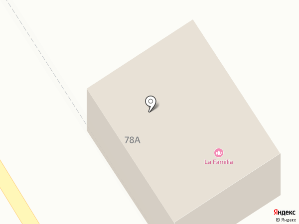 Три Мушкетера на карте Ессентуков