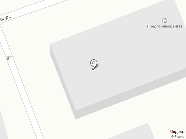 Центральная районная аптека №271 на карте Ессентукской