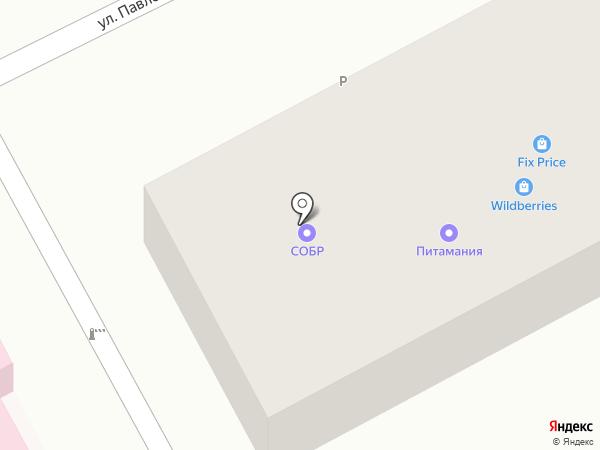 PROзрение на карте Ессентукской