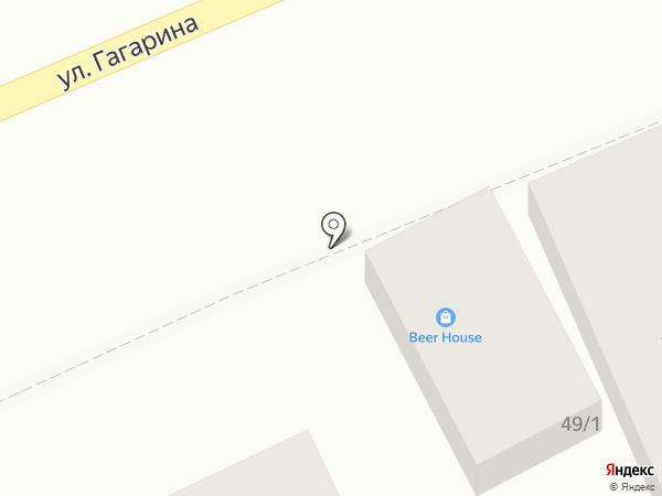Гастроном на карте Ессентукской
