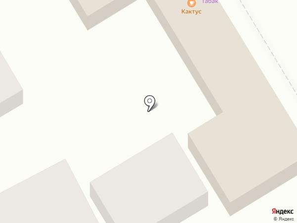 Автокомплекс на карте Ессентуков