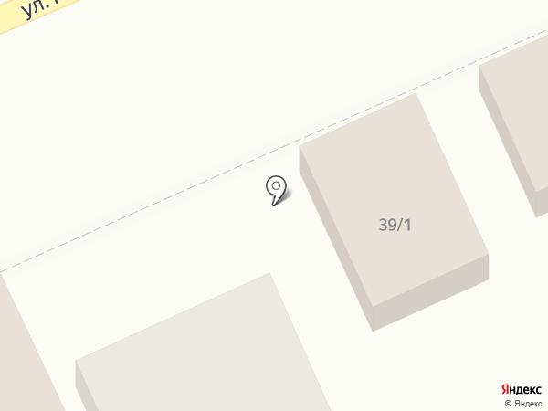 Полторашка на карте Ессентукской