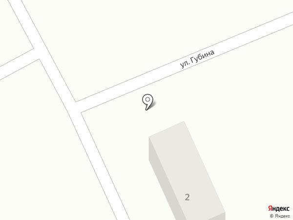 Янис на карте Ессентукской
