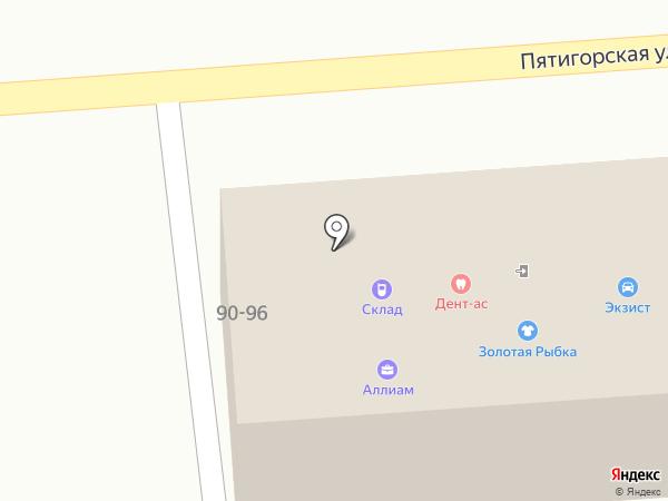 01 на карте Ессентуков
