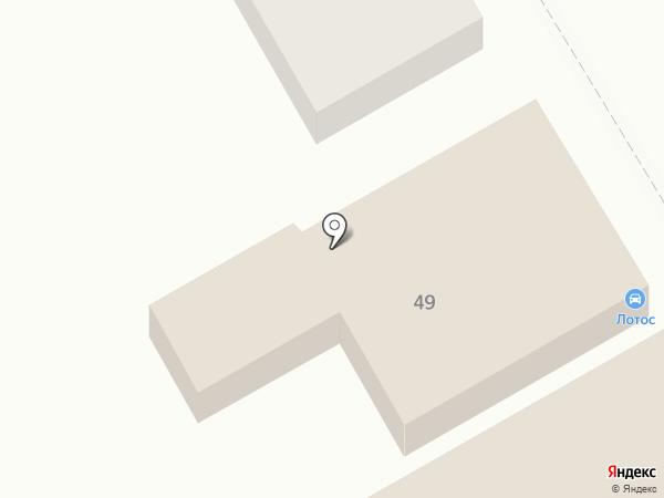 Канистра на карте Ессентуков