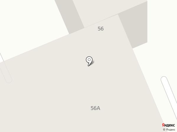 Кроха на карте Ессентукской