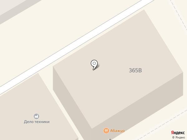 КОРАЛ ТРЕВЕЛ на карте Ессентуков