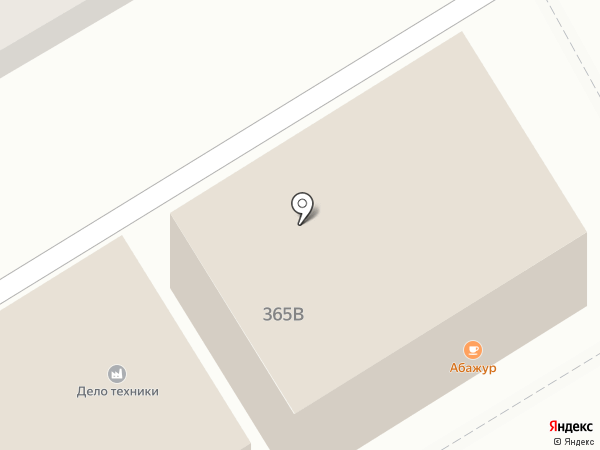 АКВАТЕРМ на карте Ессентуков