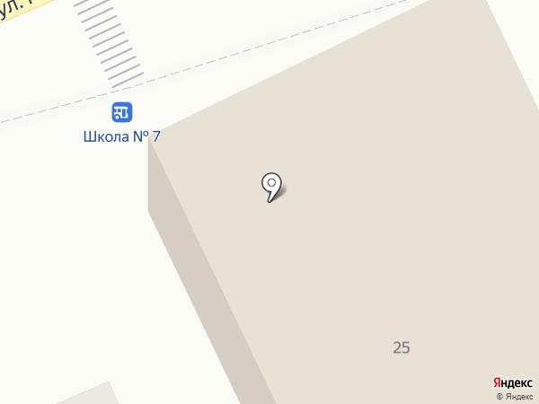 Алекси на карте Ессентукской