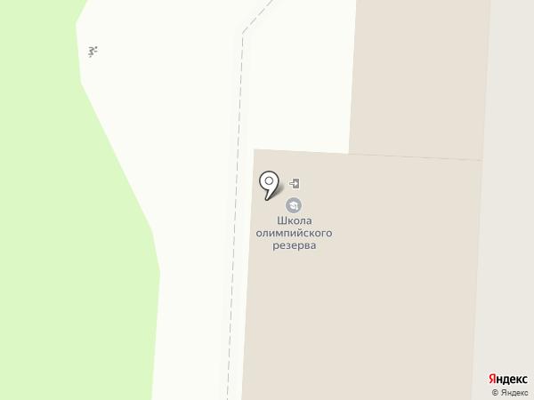 СШОР по единоборствам, МБУ на карте Ессентуков