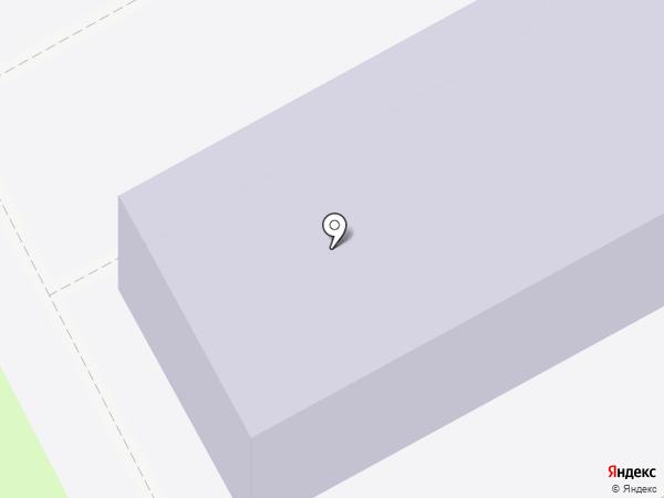 Детский сад №10, Ивушка на карте Ессентуков