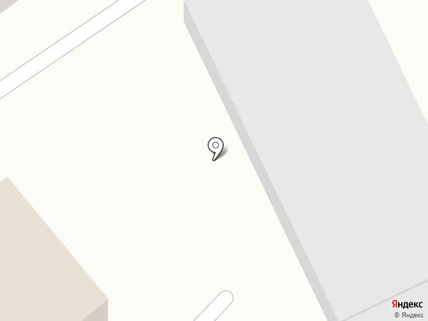 Таксопарк на карте Ессентуков
