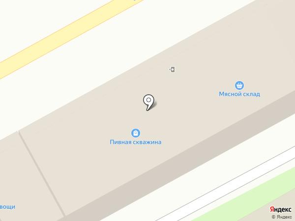 Багира на карте Ессентуков
