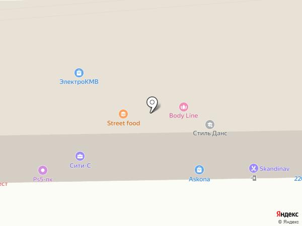 Шейх на карте Ессентуков